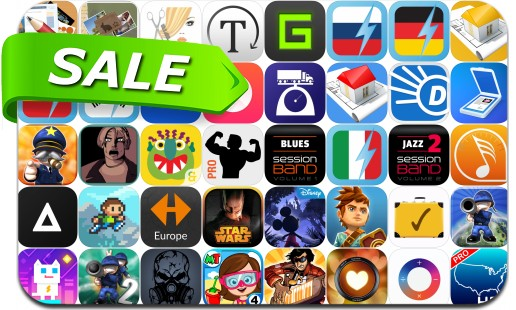 iPhone & iPad App Price Drops - December 14, 2016
