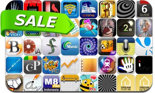 iPhone & iPad App Price Drops - May 6