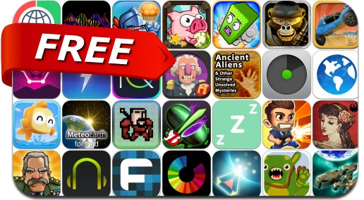 iPhone & iPad Apps Gone Free - December 18, 2014