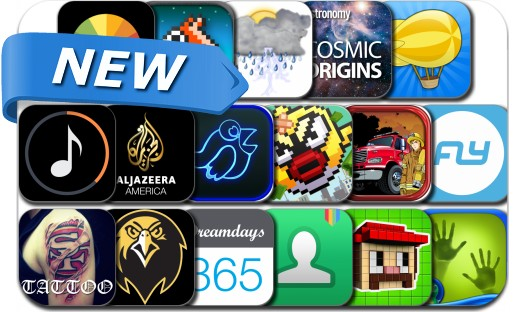 Newly Released iPhone & iPad Apps - March 11, 2014