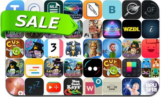 iPhone & iPad App Price Drops - June 5, 2018