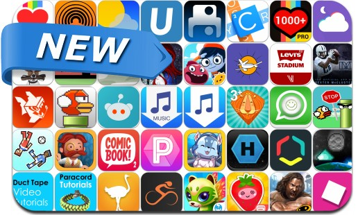 Newly Released iPhone & iPad Apps - July 27, 2014
