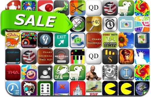 iPhone & iPad App Price Drops - March 16