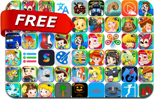 iPhone & iPad Apps Gone Free - September 9, 2017