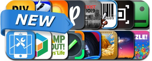 Newly Released iPhone & iPad Apps - March 25, 2014