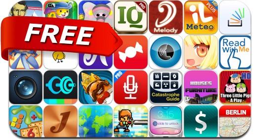 iPhone & iPad Apps Gone Free - February 16, 2014