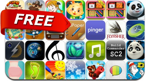 iPhone & iPad Apps Gone Free - March 1
