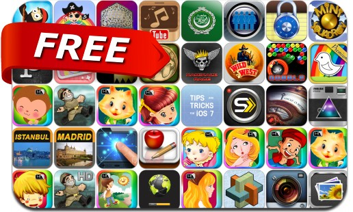 iPhone & iPad Apps Gone Free - September 14