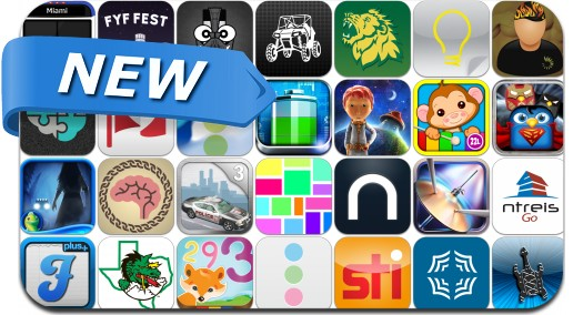 Newly Released iPhone & iPad Apps - August 20