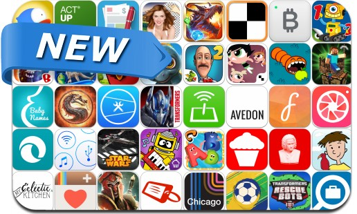 Newly Released iPhone & iPad Apps - June 20, 2014