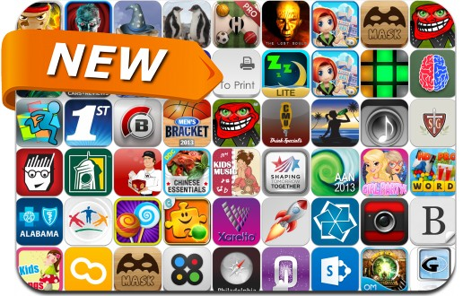 Newly Released iPhone & iPad Apps - February 28