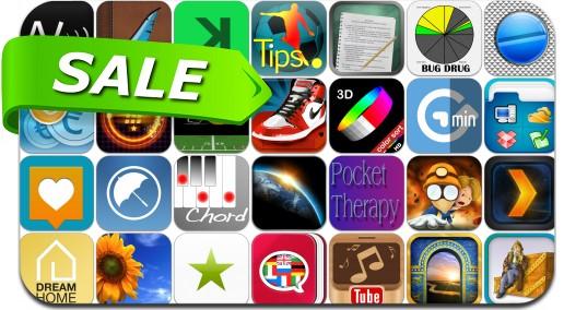 iPhone & iPad App Price Drops - August 26