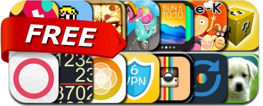 iPhone & iPad Apps Gone Free - February 6, 2016
