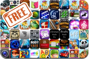 iPhone and iPad Apps Gone Free - November 9