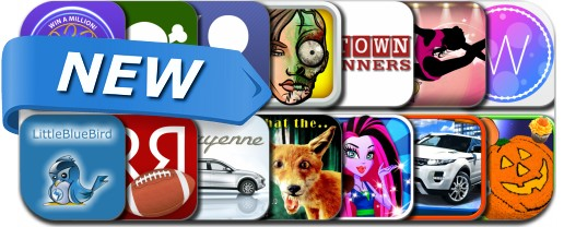 Newly Released iPhone & iPad Apps - October 21