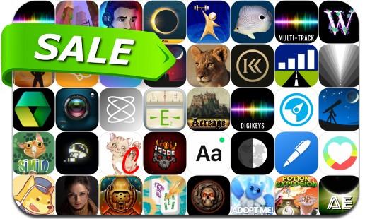 iPhone & iPad App Price Drops - April 19, 2021