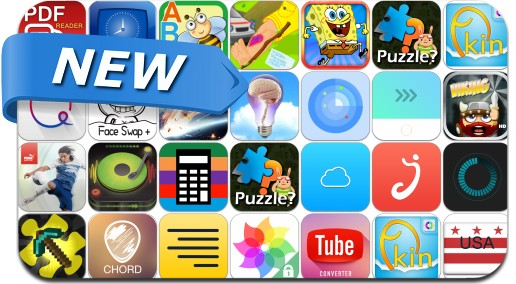 Newly Released iPhone & iPad Apps - January 12