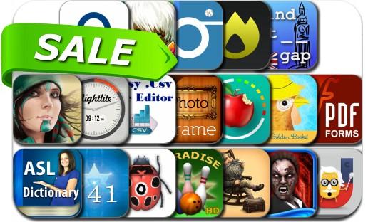 iPhone & iPad App Price Drops - February 24, 2015