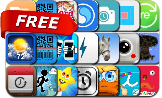 iPhone & iPad Apps Gone Free - September 7, 2014