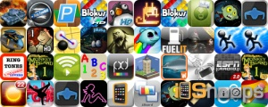 iPhone and iPad Apps Gone Free - April 10 Roundup