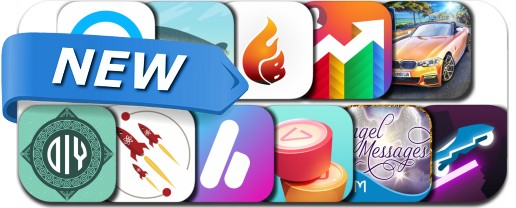 Newly Released iPhone & iPad Apps - Best of week