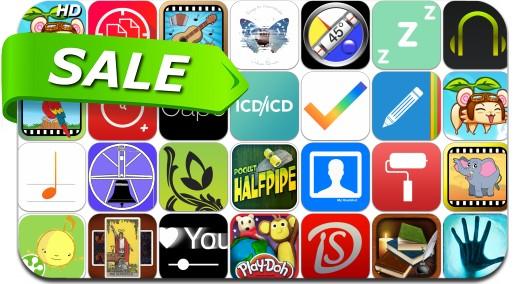 iPhone & iPad App Price Drops - January 24, 2015