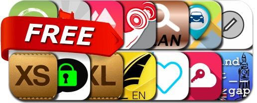 iPhone & iPad Apps Gone Free - August 17, 2015