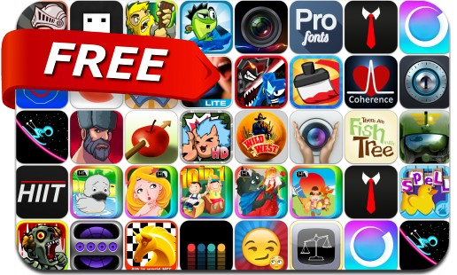 iPhone & iPad Apps Gone Free - May 7, 2014