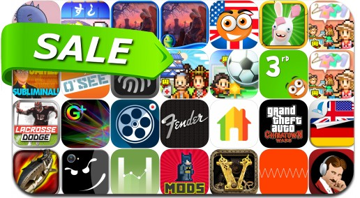 iPhone & iPad App Price Drops - February 5, 2016