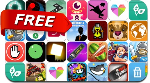 iPhone & iPad Apps Gone Free - January 25, 2015