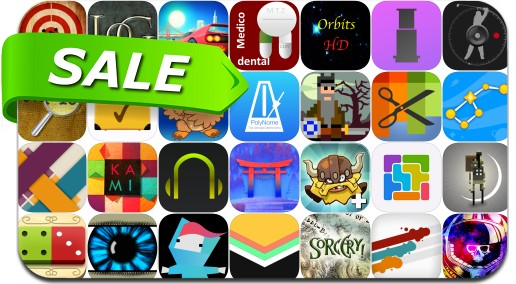 iPhone & iPad App Price Drops - September 30, 2015