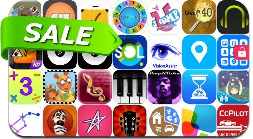 iPhone & iPad App Price Drops - September 23, 2015