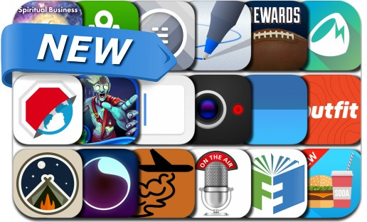 Newly Released iPhone & iPad Apps - September 9, 2015