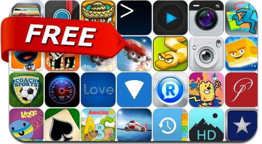 iPhone & iPad Apps Gone Free - October 19