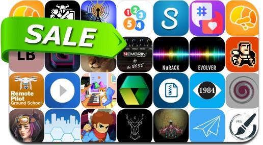 iPhone & iPad App Price Drops - April 9, 2021
