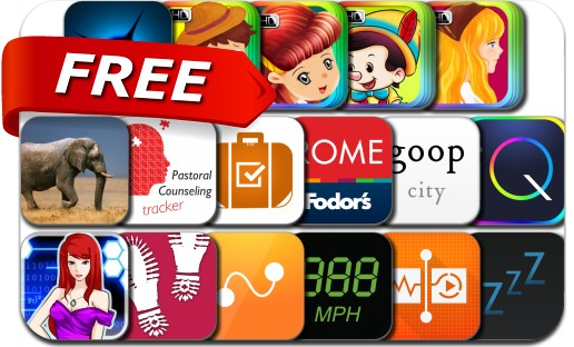 iPhone & iPad Apps Gone Free - November 30, 2014