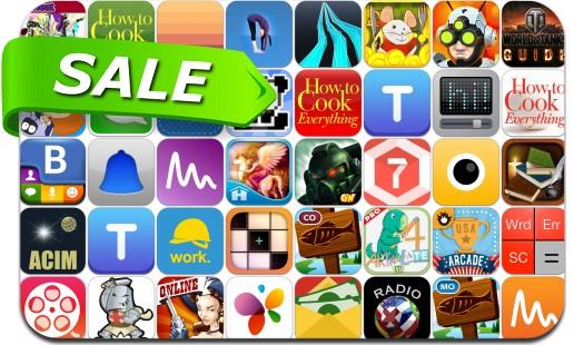 iPhone & iPad App Price Drops - July 2, 2014