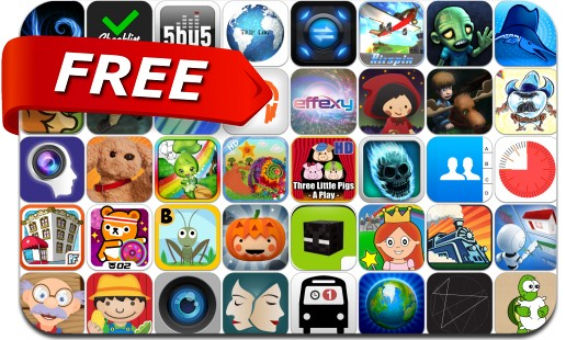 iPhone & iPad Apps Gone Free - October 26