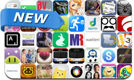 Newly Released iPhone & iPad Apps - September 20