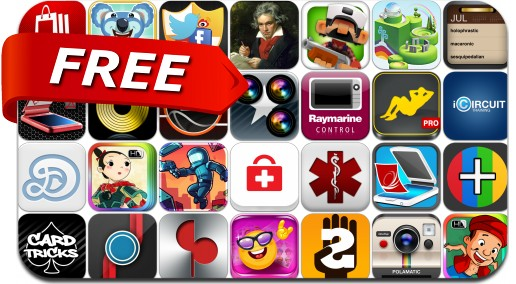 iPhone & iPad Apps Gone Free - April 9