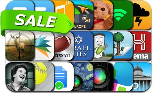 iPhone & iPad App Price Drops - October 13, 2015