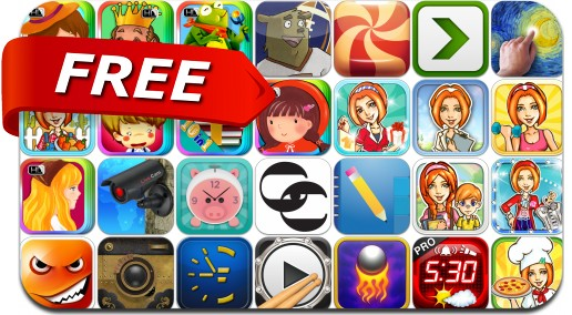 iPhone & iPad Apps Gone Free - September 9