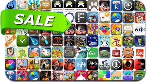 iPhone & iPad App Price Drops - October 24