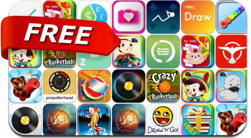 iPhone & iPad Apps Gone Free - April 22, 2015