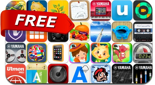 iPhone & iPad Apps Gone Free - July 24, 2014