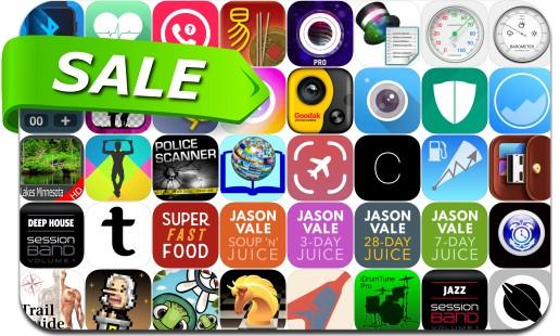 iPhone & iPad App Price Drops - February 21, 2018