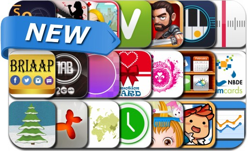 Newly Released iPhone & iPad Apps - November 29