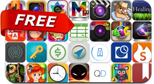 iPhone & iPad Apps Gone Free - November 17, 2014