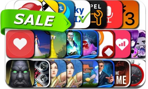 iPhone & iPad App Price Drops - March 18, 2019