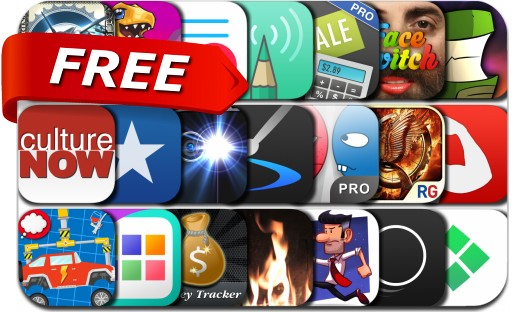 iPhone & iPad Apps Gone Free - August 8, 2015